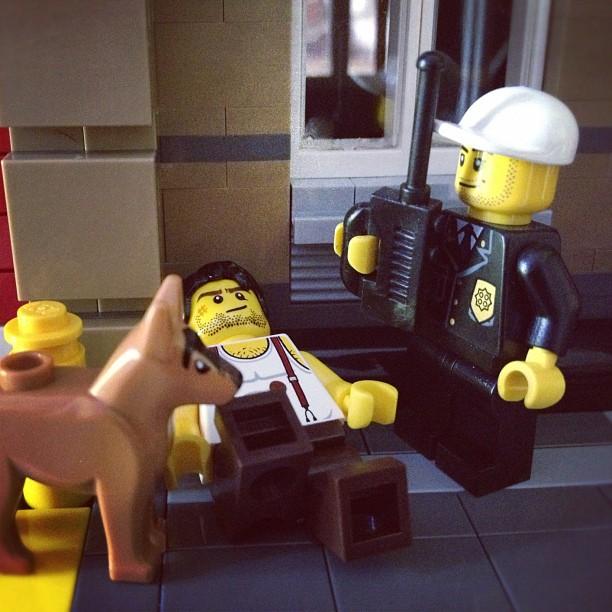 LegoGenre 00007: Requesting Backup