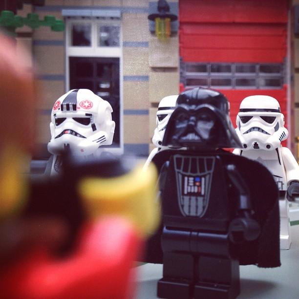 LegoGenre 00029: Photo Op