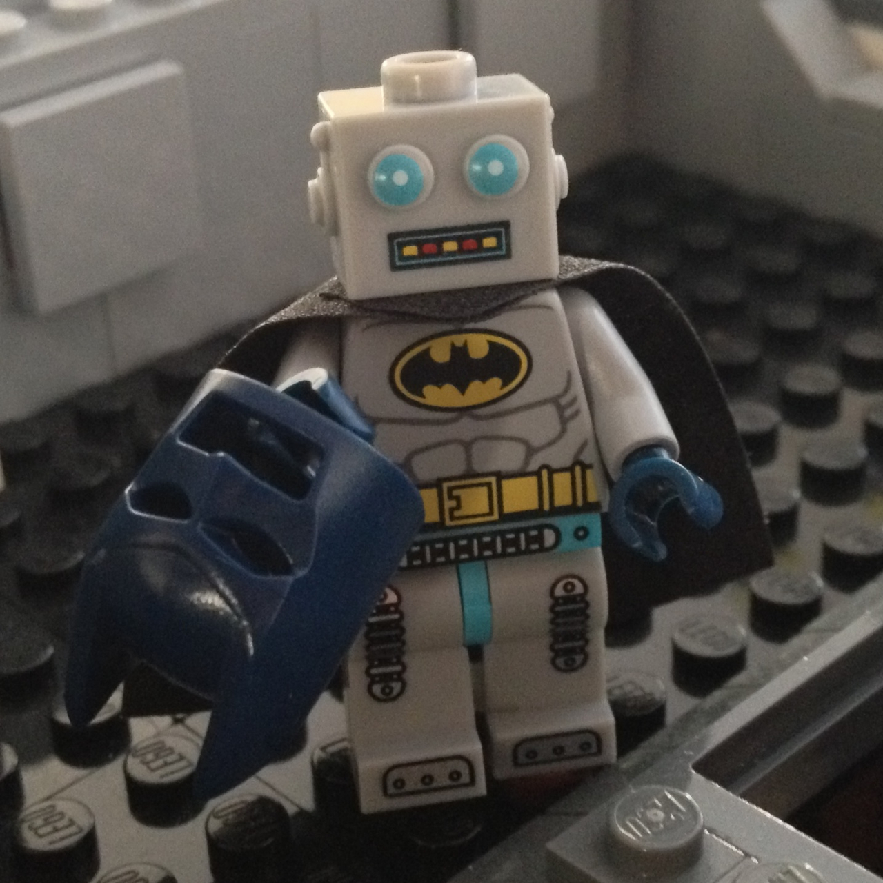 LegoGenre 00166: Batman's True Identity