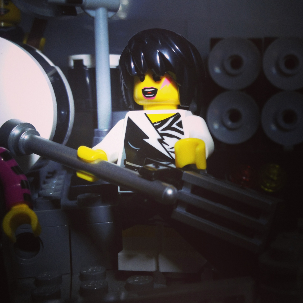 LegoGenre 00208: Queen Of Rock 'n' Roll