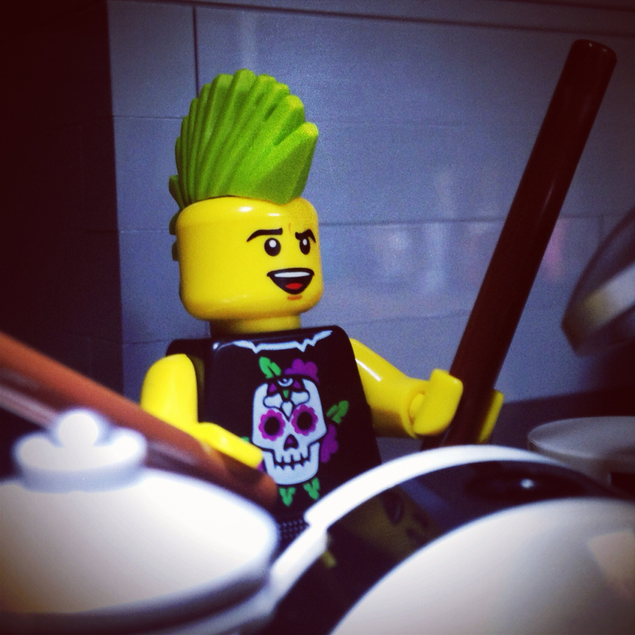LegoGenre 00211: Duh Duh Dah… Duh Duh Dah, Dah Du Dah Dah Du Dah…