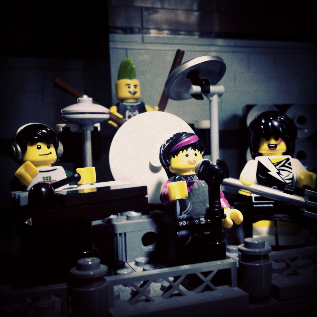 LegoGenre 00214: The Band.