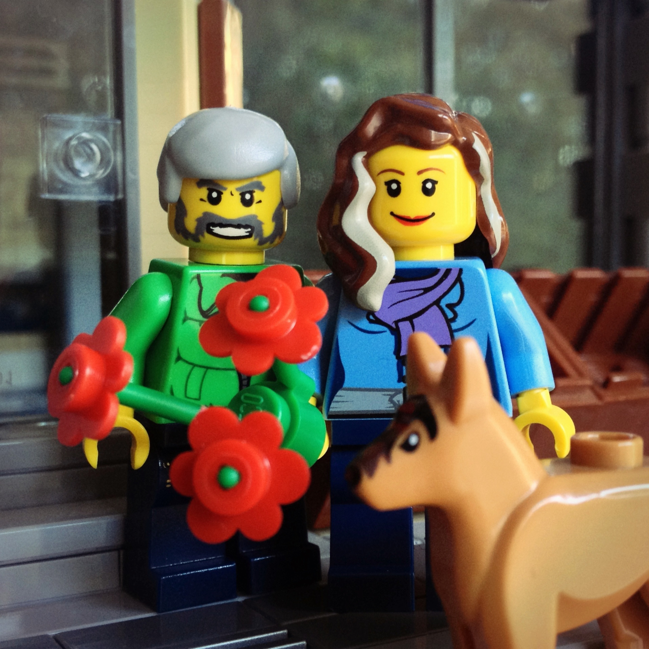 LegoGenre 00216: A Very Happy Valentine's Day.