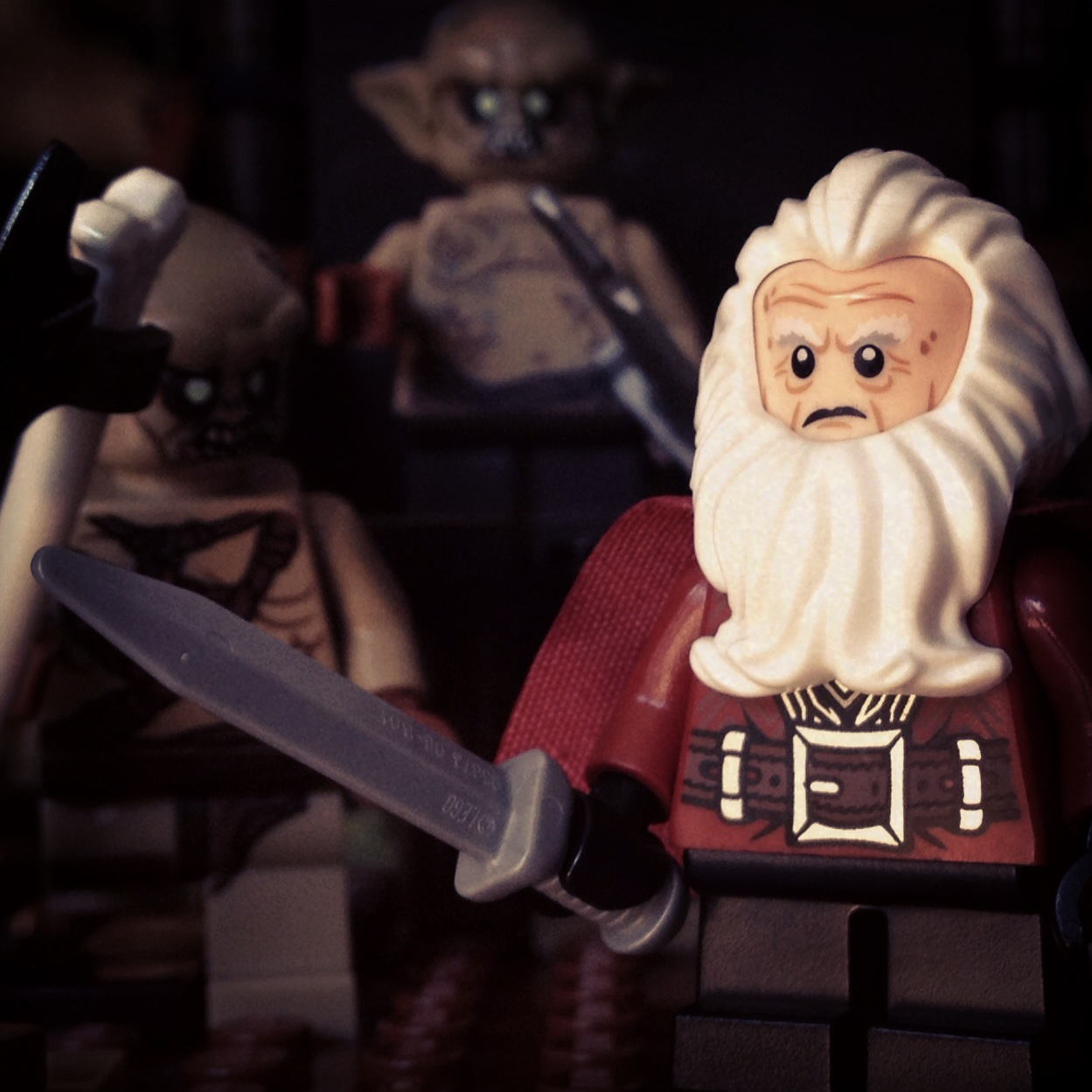 LegoGenre 00217: These Goblins Are Balin.