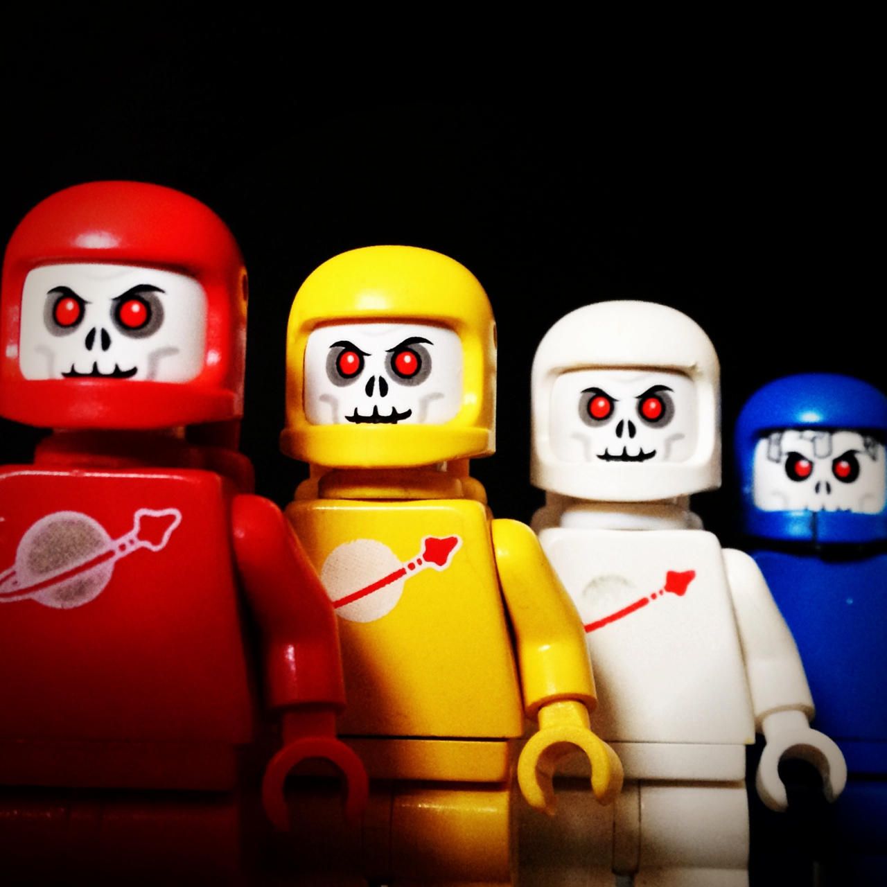 LegoGenre 00226: There Is No Cure For Space Madness.