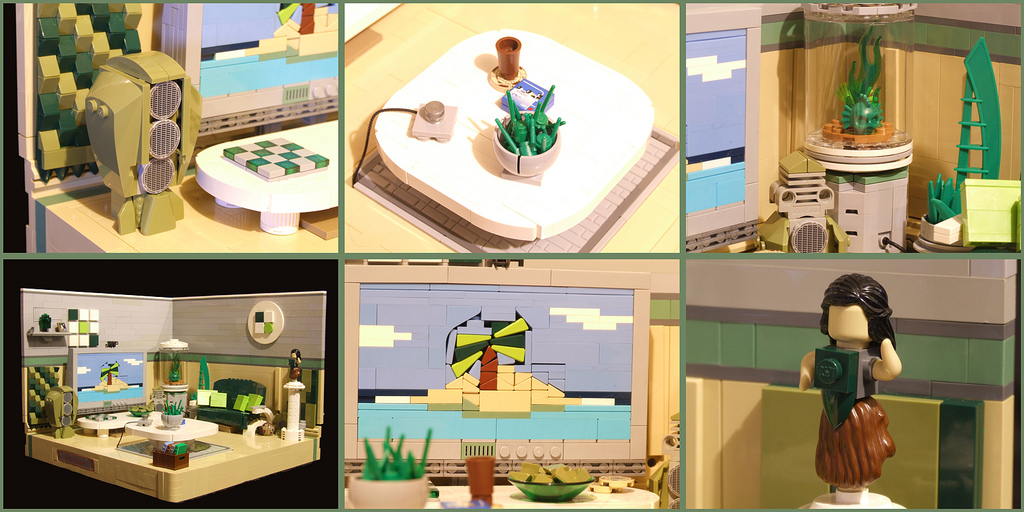 Brickthing's Room With A View Of Paradise Details