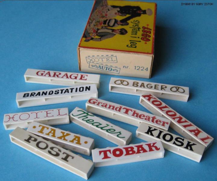 Gary Istok's Printed/Named Beams 02