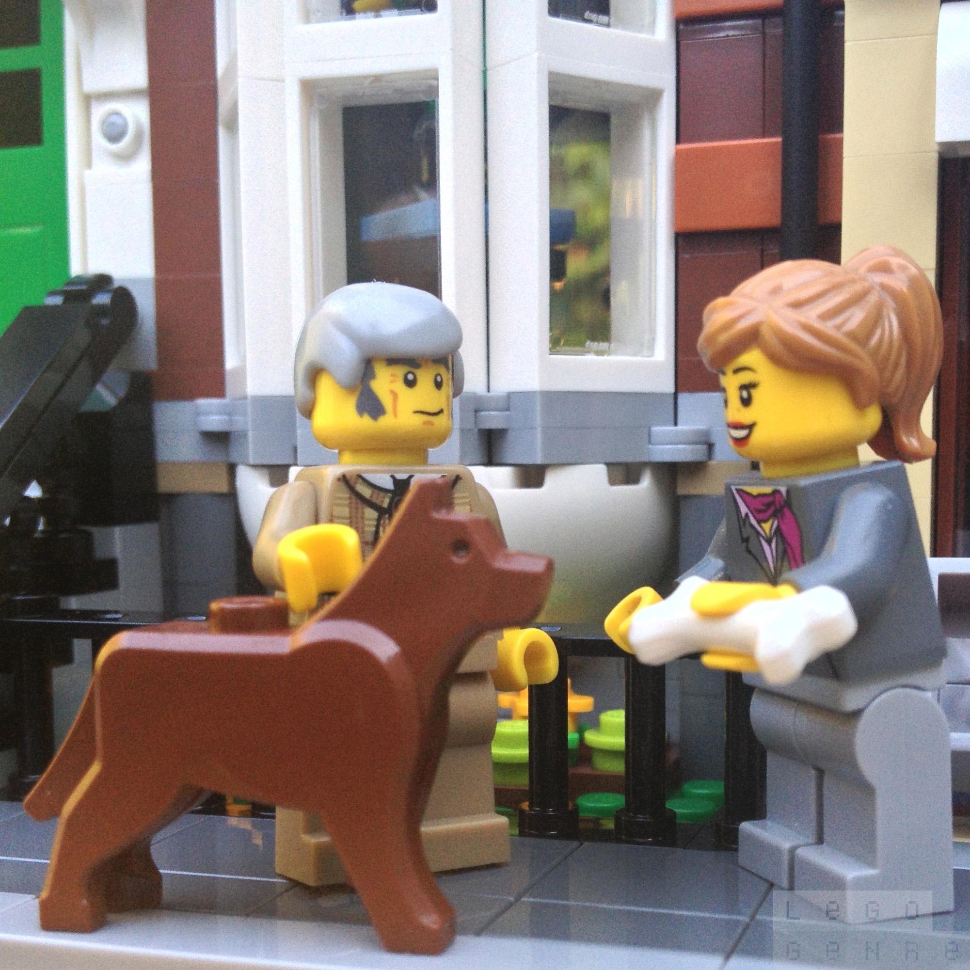 Good Lego Dog