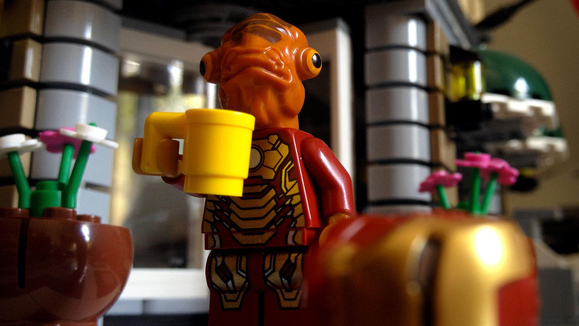 LegoGenre: Iron Mon Calamari