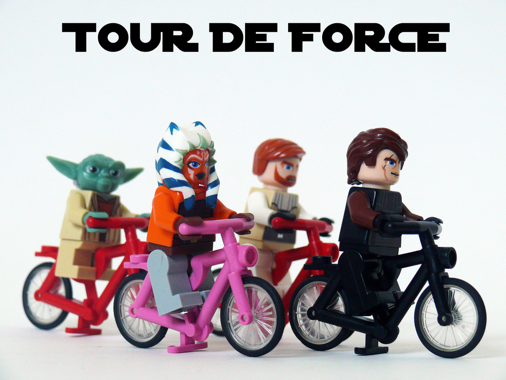 Oky's Star Wars Tour De Force