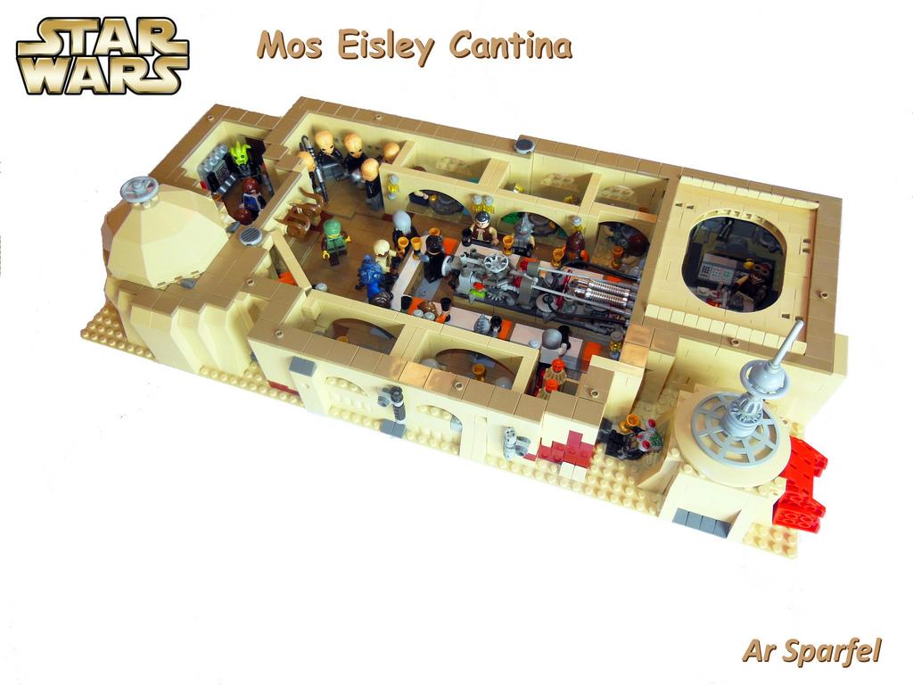 ArSparfel's Mos Eisley Cantina
