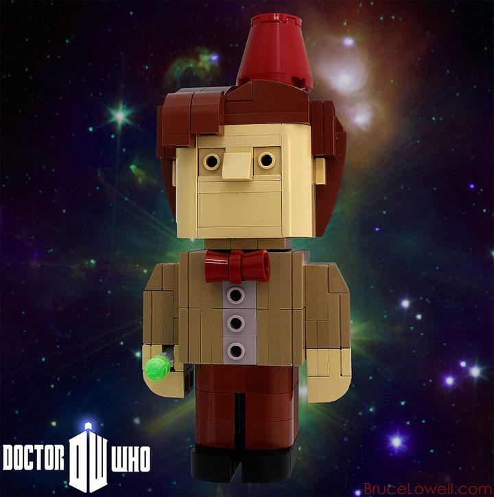 Bruceywan's Doctor Who