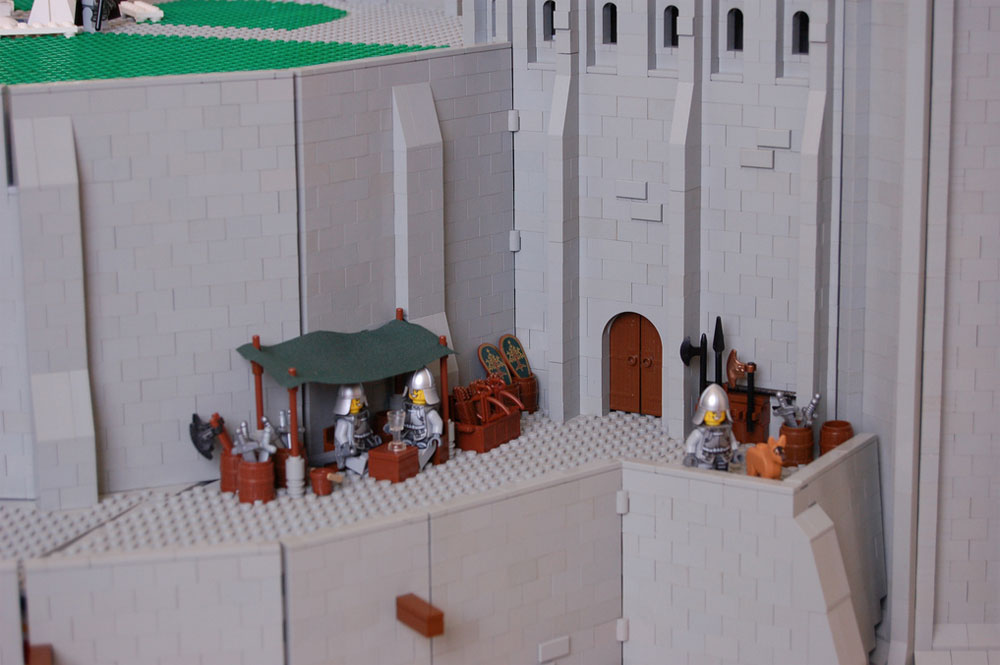 Chairudo's The Lord of the Rings, Minas Tirith 2