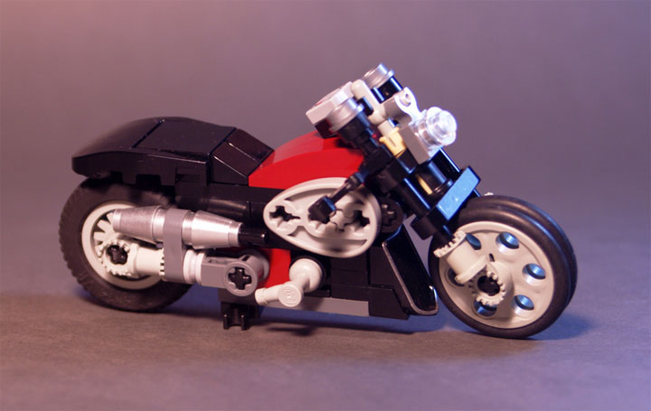 Lego911's Cafe Racer One