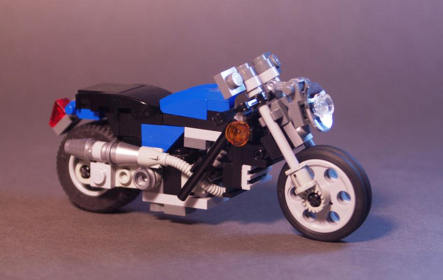 Lego911's Norton 850 Commander Lego393