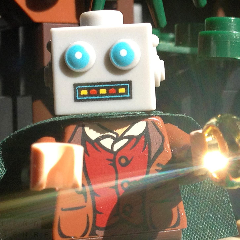 LegoGenre: Robo Baggins