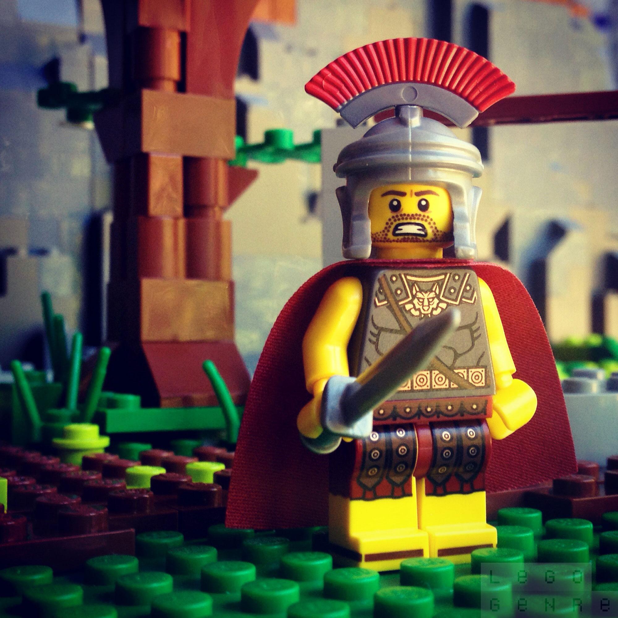 LegoGenre: Roman Commander