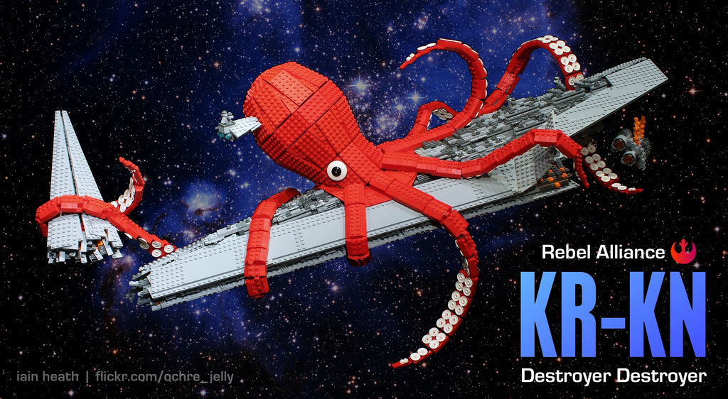 OchreJelly's Super Star Destroyer: Release The KRKN