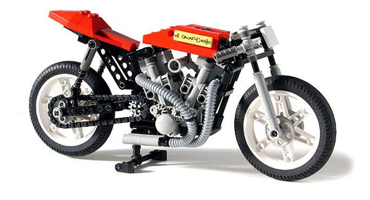 TangoZero's HD Sportster Clubman Racer