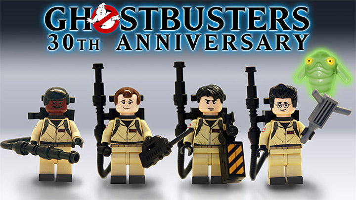 Ghostbusters 30th Anniversary Cuusoo Project: Group