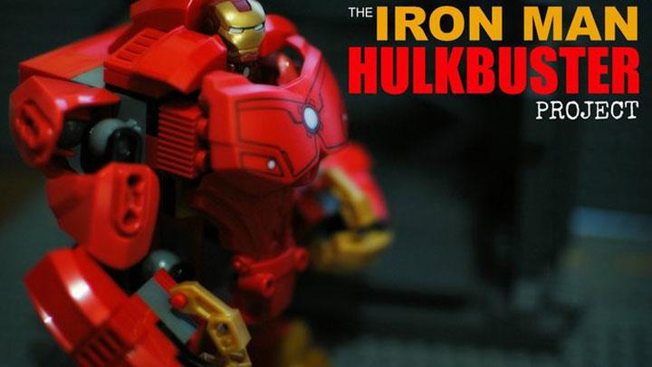 Jonsanpedro's Iron Man Hulkbuster Project