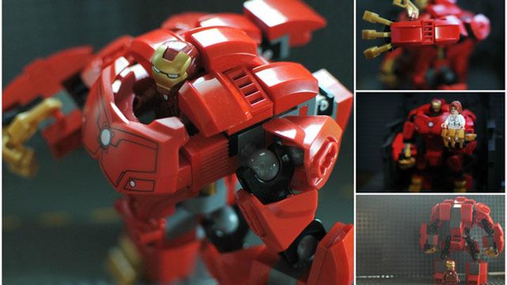 Jonsanpedro's Iron Man Hulkbuster Project 2