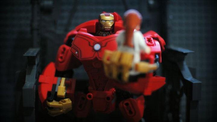 Jonsanpedro's Iron Man Hulkbuster Project 3