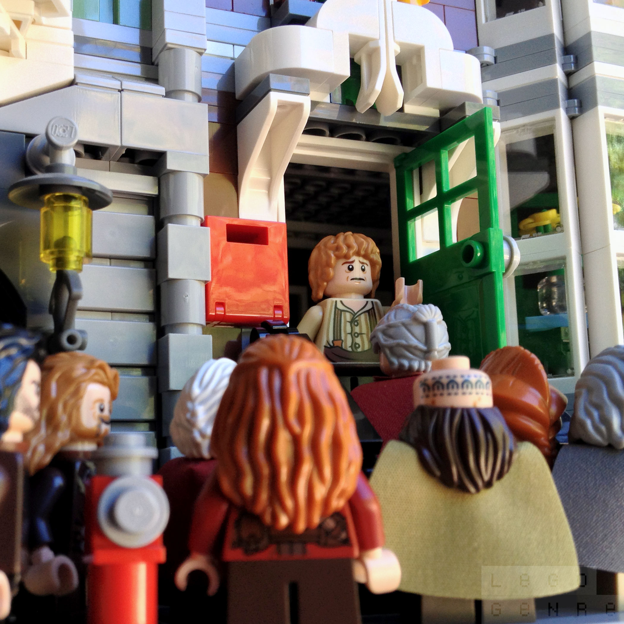 LegoGenre 00275: Another Unexpected Gathering