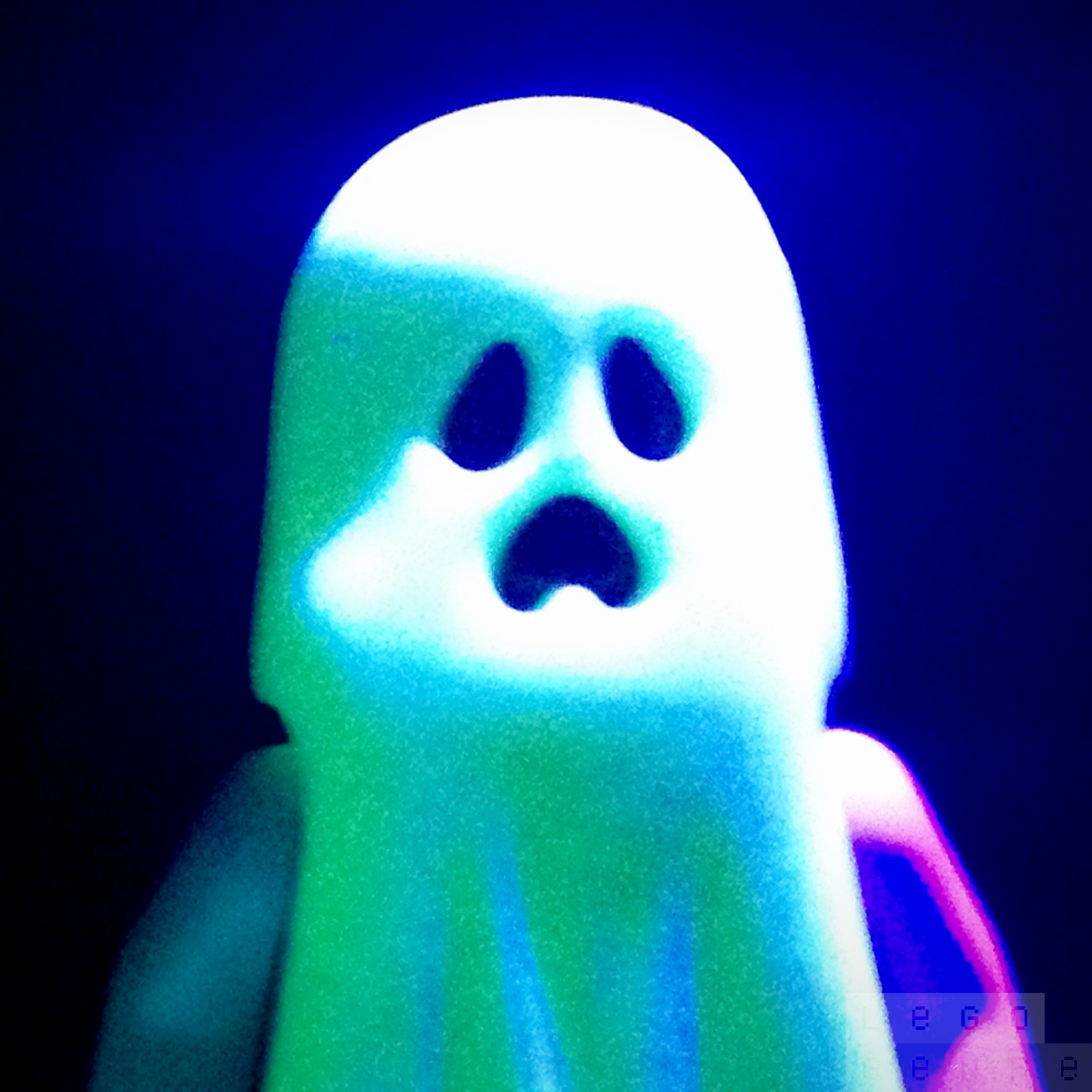 LegoGenre 00273: The Ghost With The Most