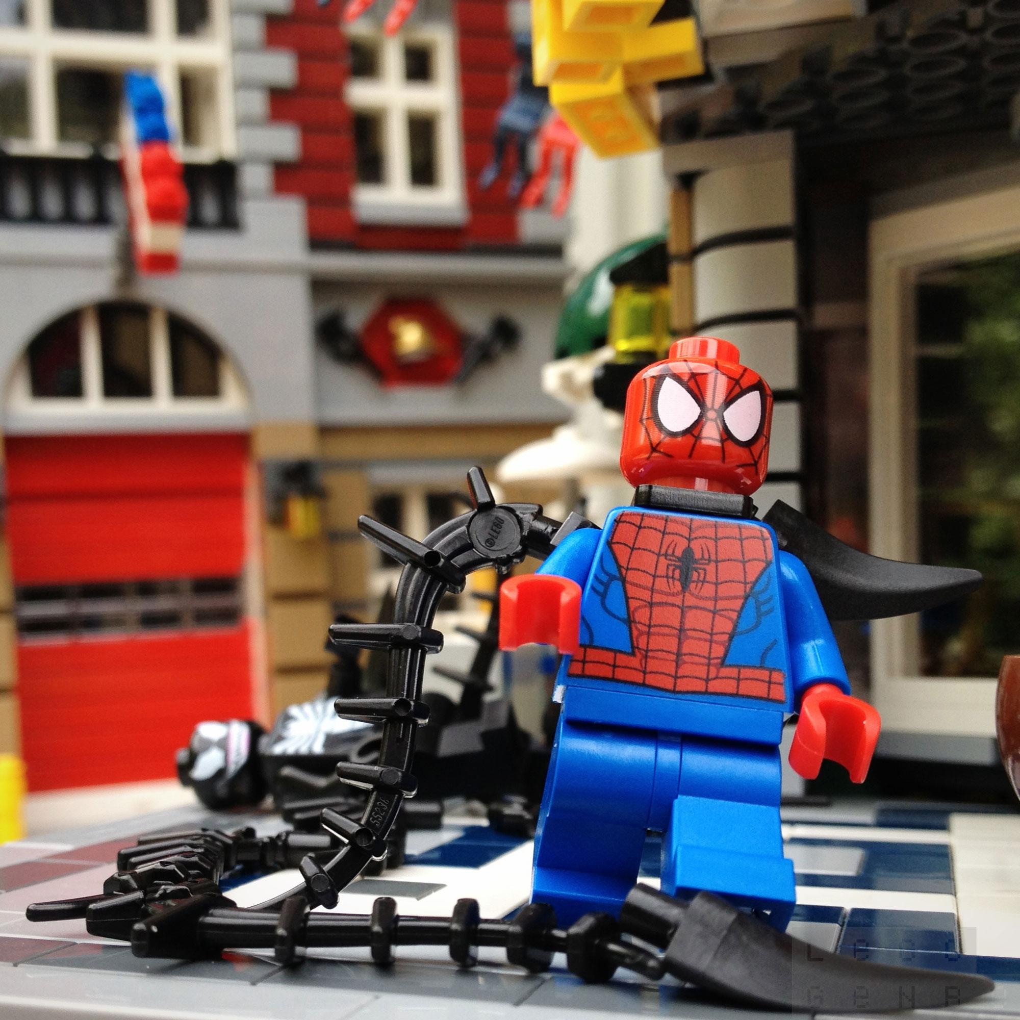LegoGenre 00268: Venom's Last Laugh