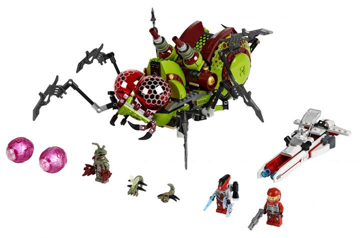 Lego Galaxy Squad: Hive Crawler (70708)
