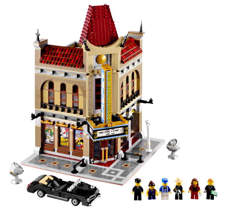 Lego Palace Cinema (10232)