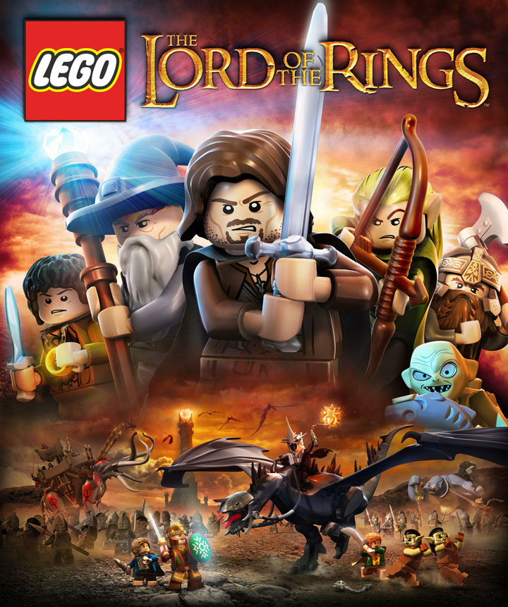 Lego Lord of the Rings Giveaway