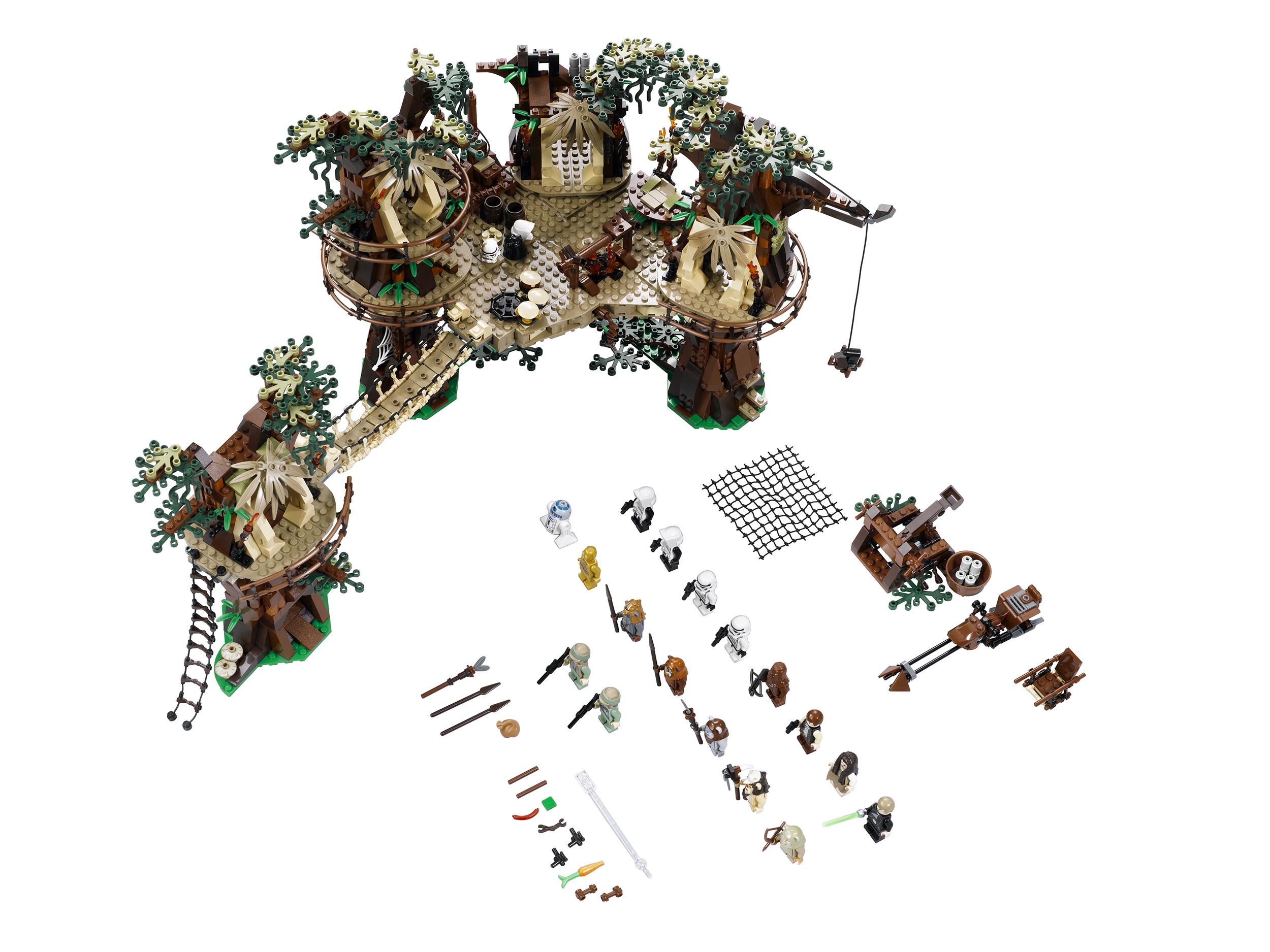 Lego Star Wars: Ewok Village 10236