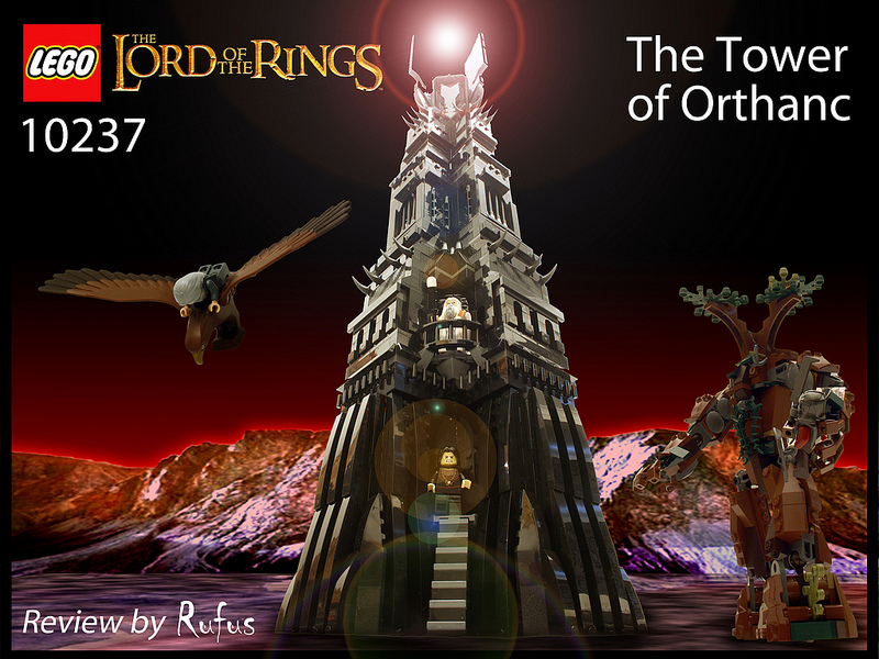 Rufus's The Tower Of Orthanc Review 1