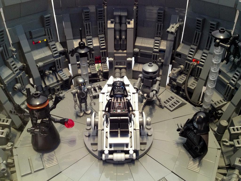 Nooo Imperium Der Steine Star Wars Lego Mocolympics