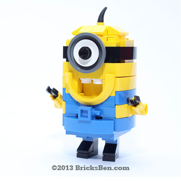 BricksBen's Despicable Me Lego Minions 02