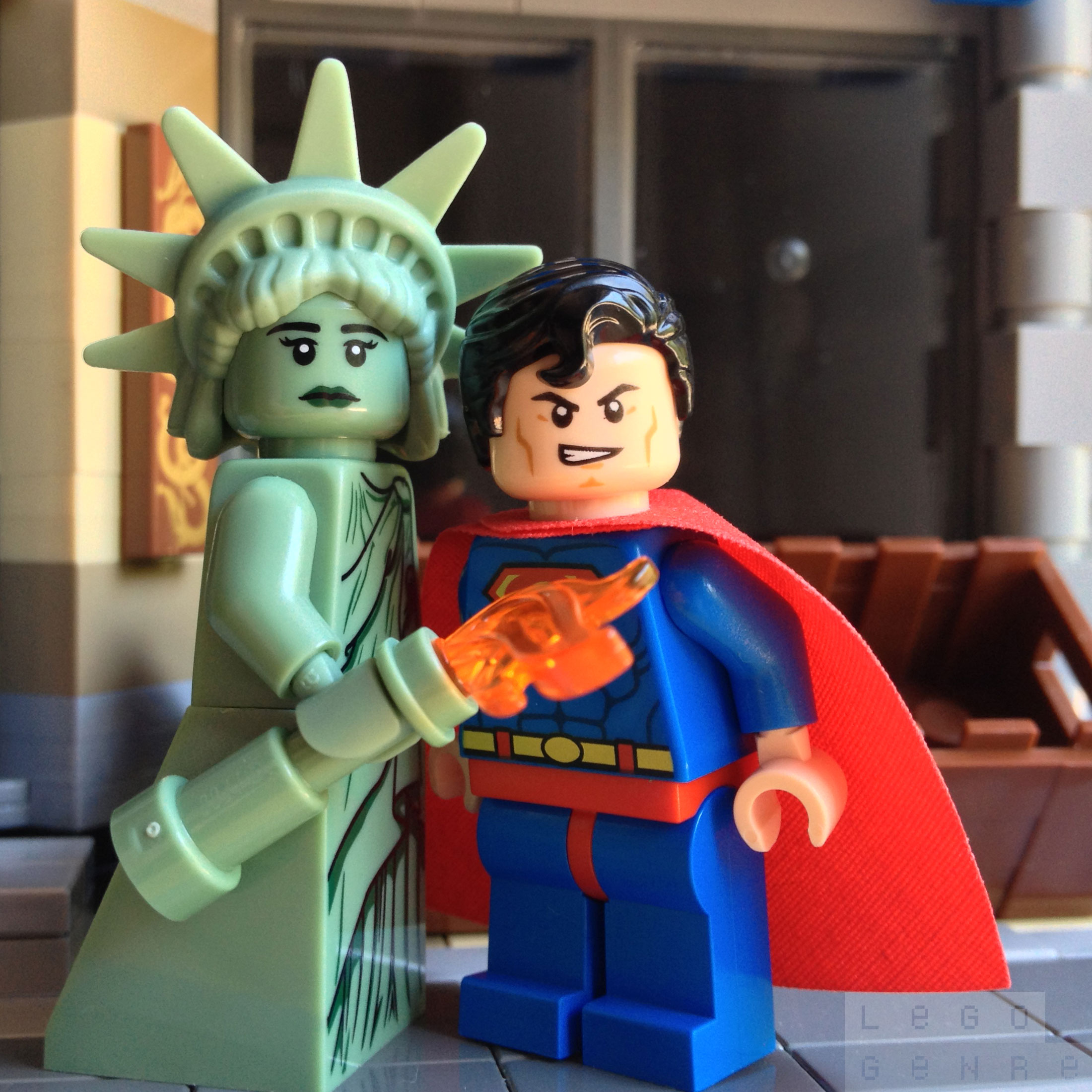 LegoGenre 00277: Happy Birthday America