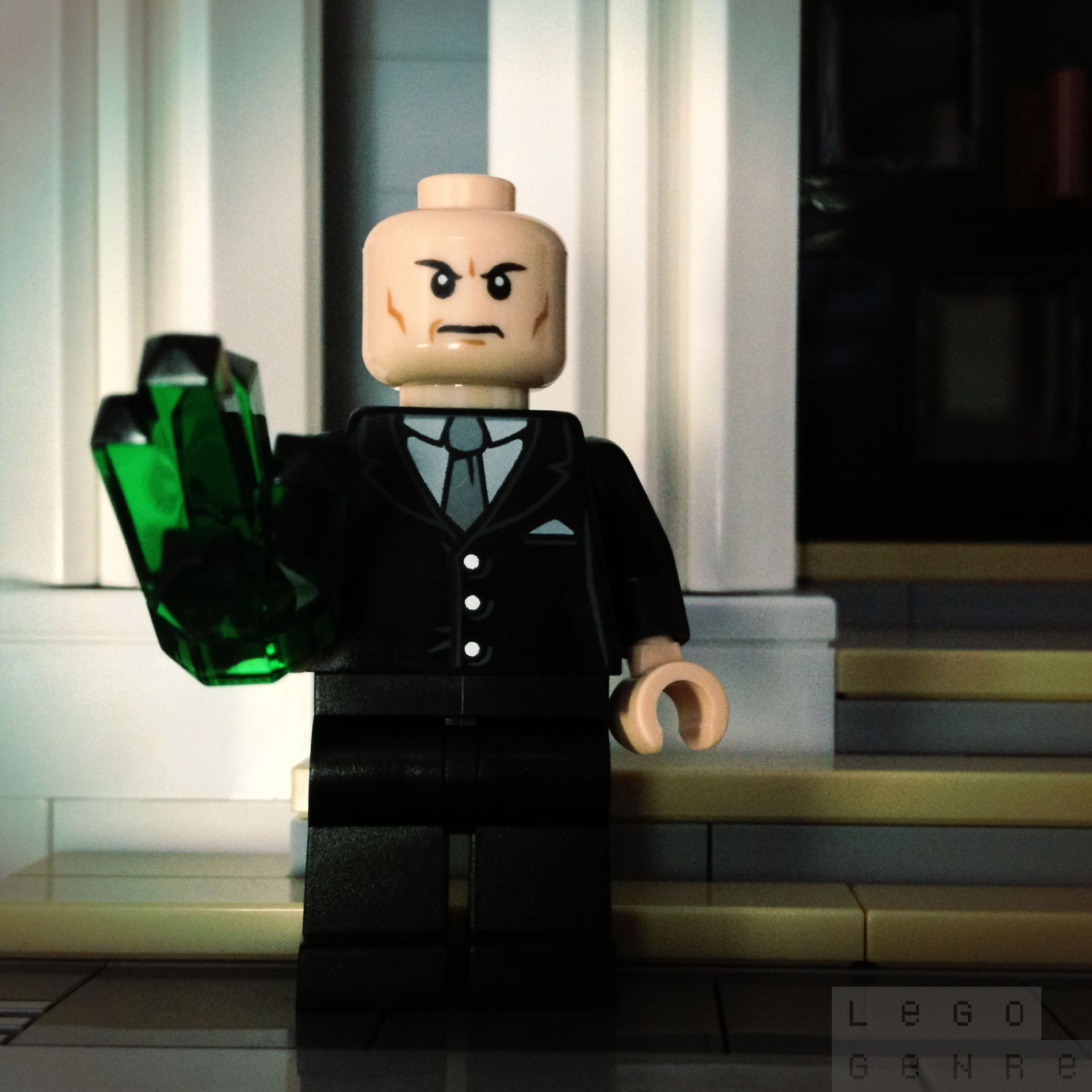 LegoGenre 00289: Lex Luthor
