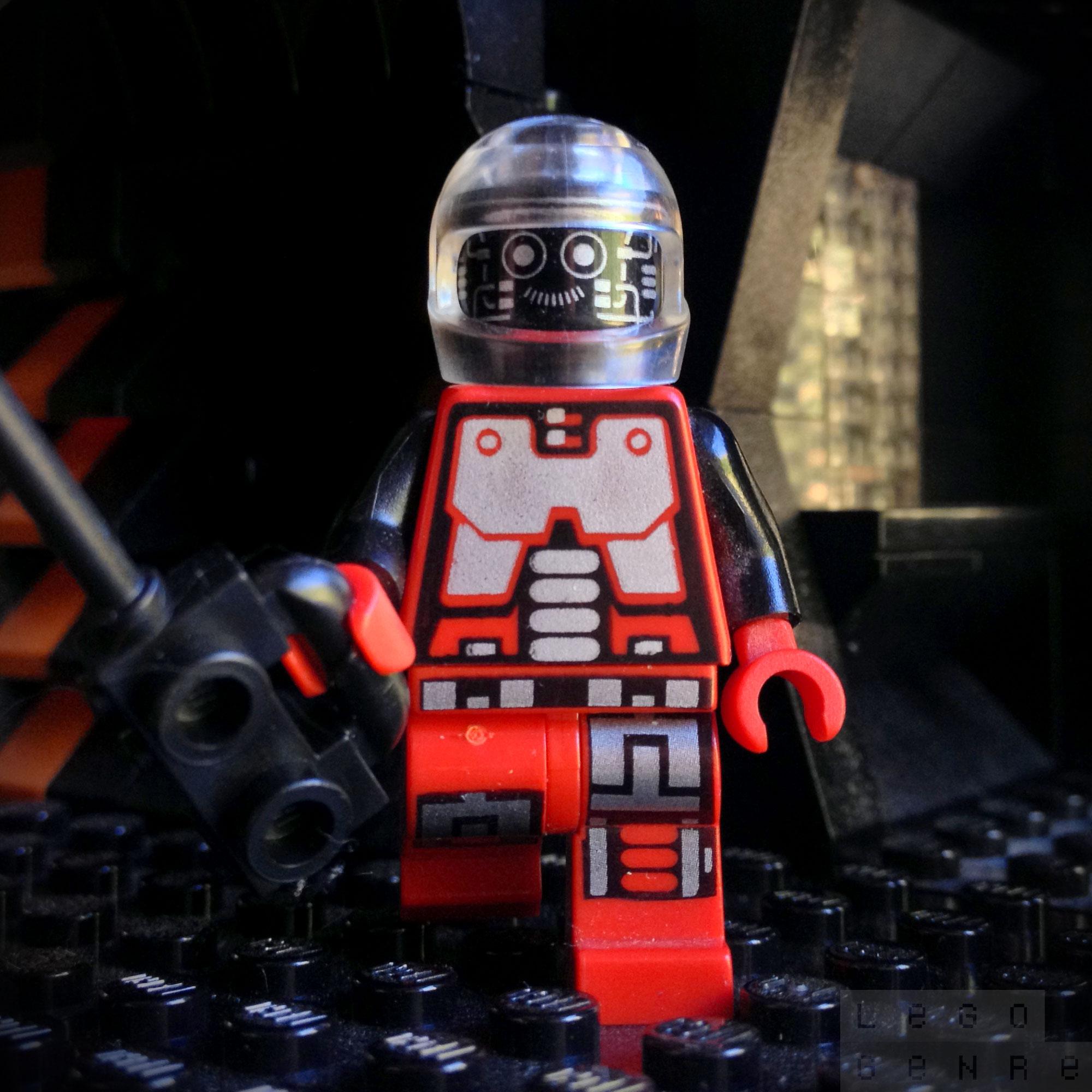 LegoGenre 00283: Spyrius Droid