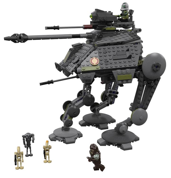 Star Wars Lego AT-AP