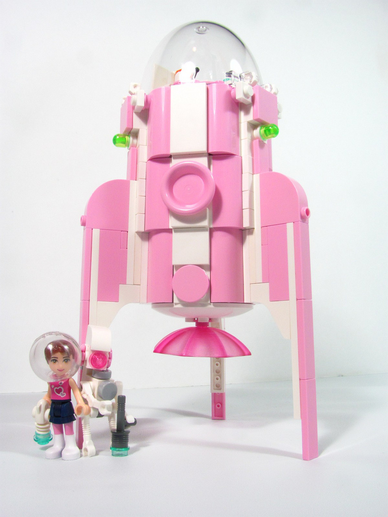 Shuppiluliumas's Lego Friends: Olivia's Flash 2