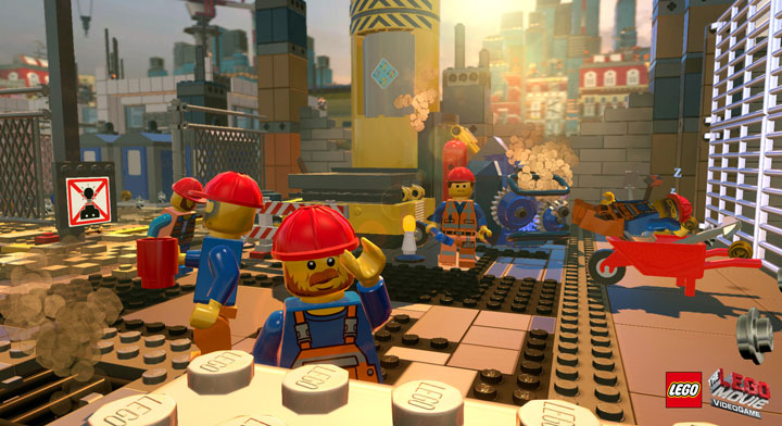 The Lego Movie Video Game Screenshots 2