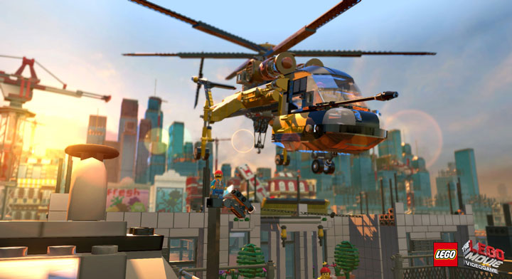 The Lego Movie Video Game Screenshots 3
