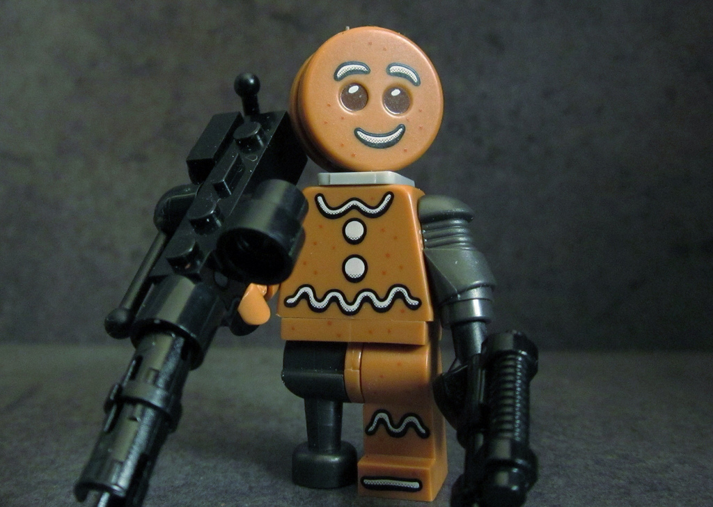 Lego Abomination Minifigure Minifigures Are Pictures