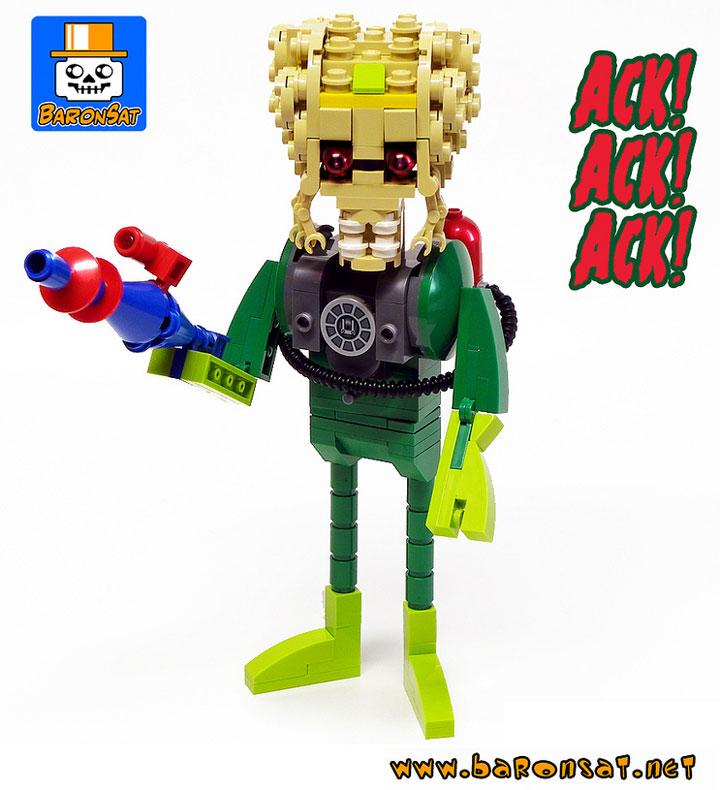 Baronsat's Lego Mars Attacks Ack Ack Ack