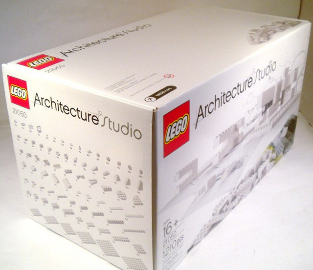 Lego Architecture Studio (21050) Review by JimButcher