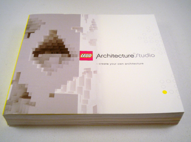Lego Architecture Studio (21050) Book by JimButcher
