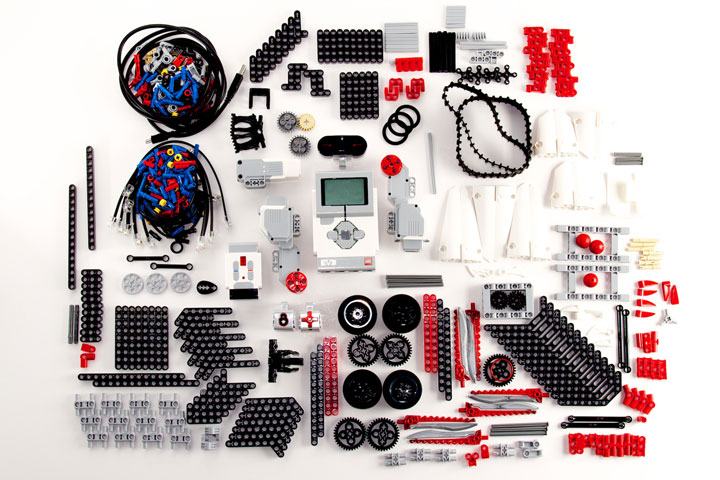 Lee Hutchinson's Mindstorms EV3 Review (31313) 01