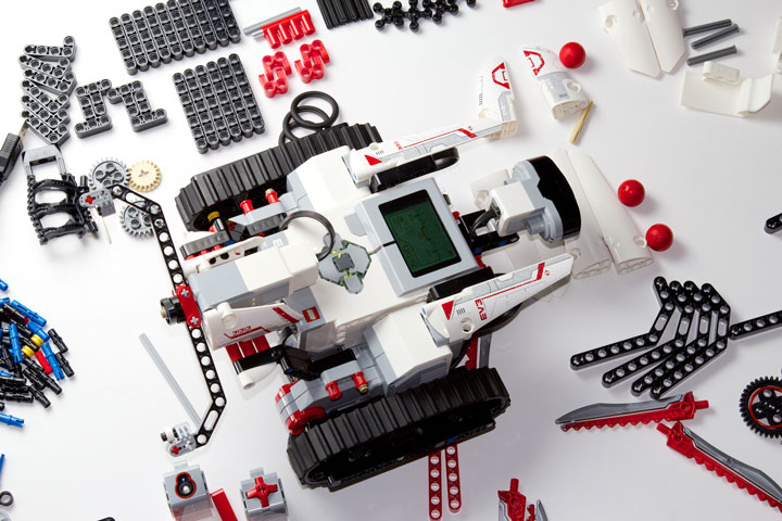 Lee Hutchinson's Mindstorms EV3 Review (31313) 02